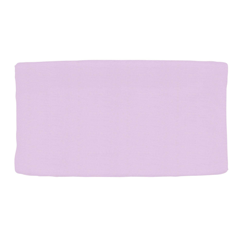 Product image for Solid Iris Changing Pad Cover