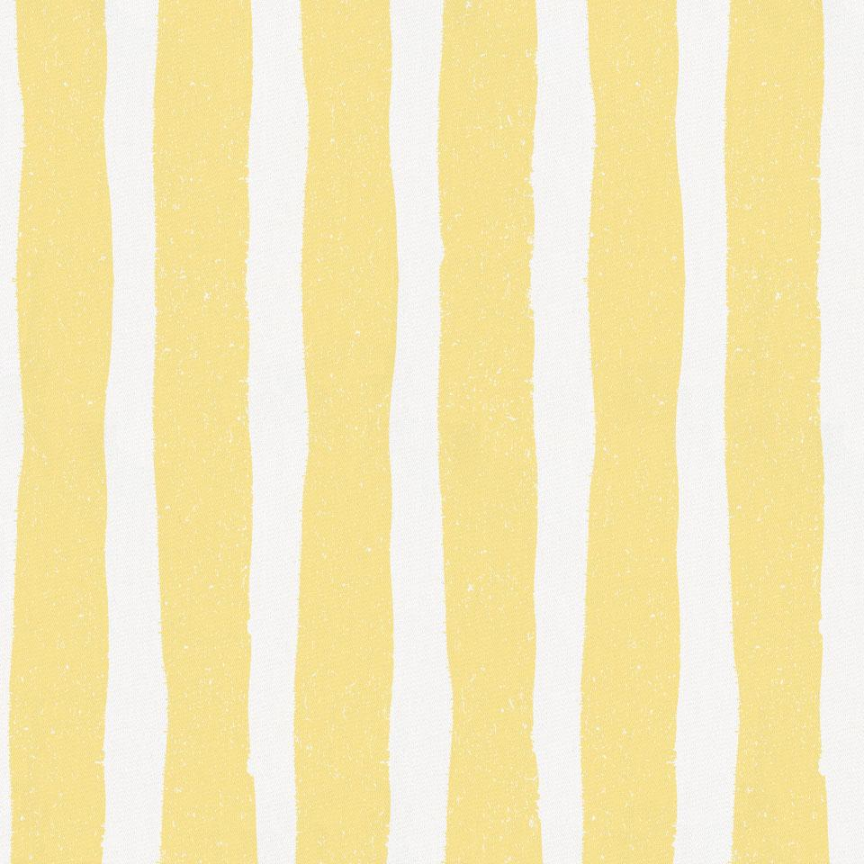 Product image for Banana Yellow Weathered Stripe Lumbar Pillow