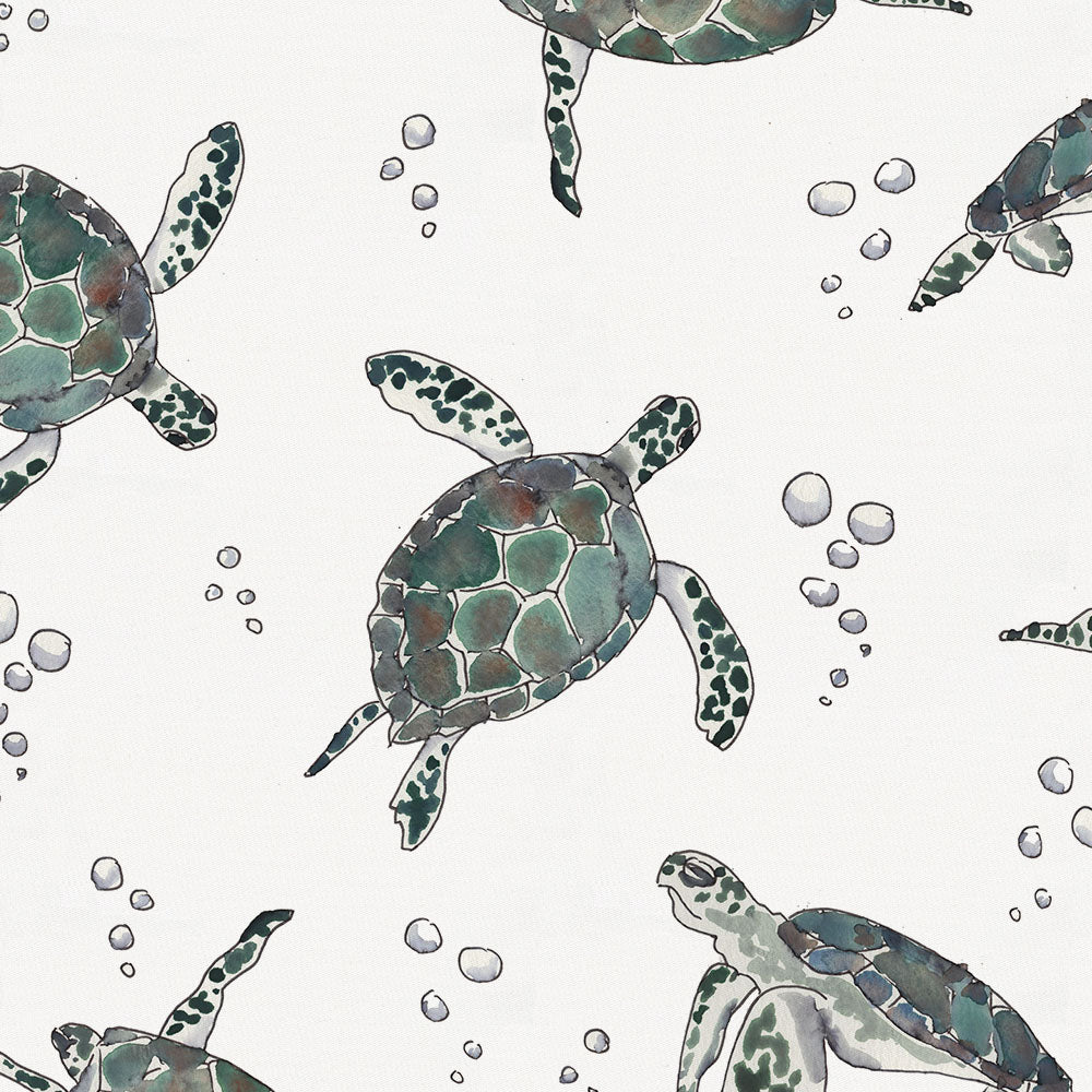 Product image for Sea Turtles Drape Panel