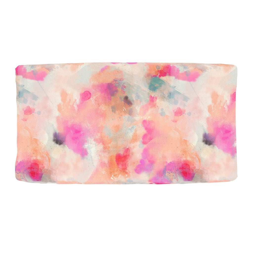 Product image for Coral Abstract Changing Pad Cover
