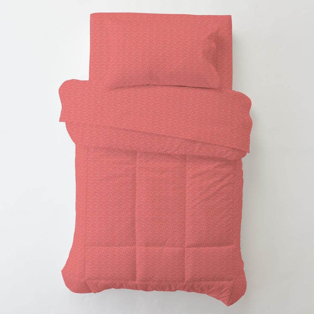 Product image for Coral Confetti Toddler Comforter
