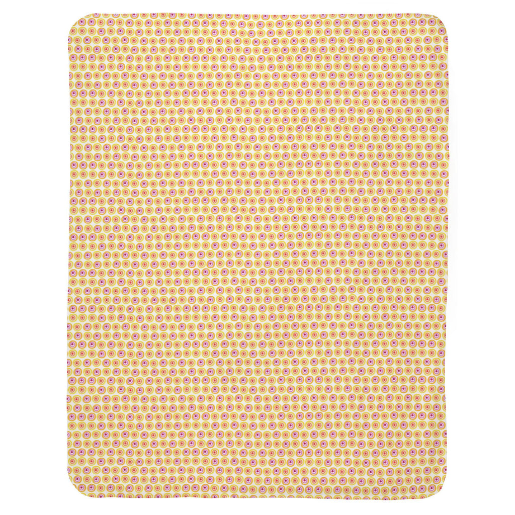 Product image for Festive Dots Baby Blanket