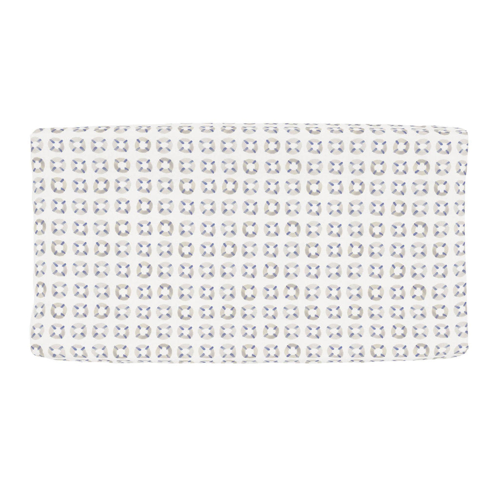 Product image for Watercolor Lifesavers Changing Pad Cover