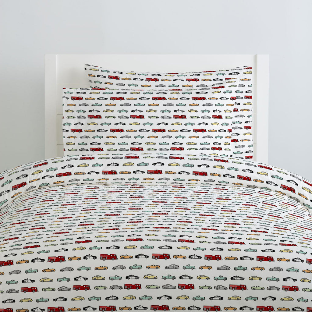 Product image for Modern Cars Pillow Case
