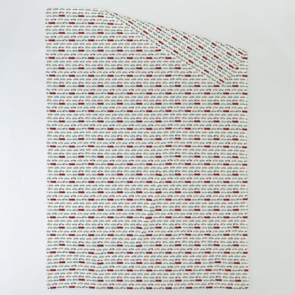 Product image for Modern Cars Duvet Cover