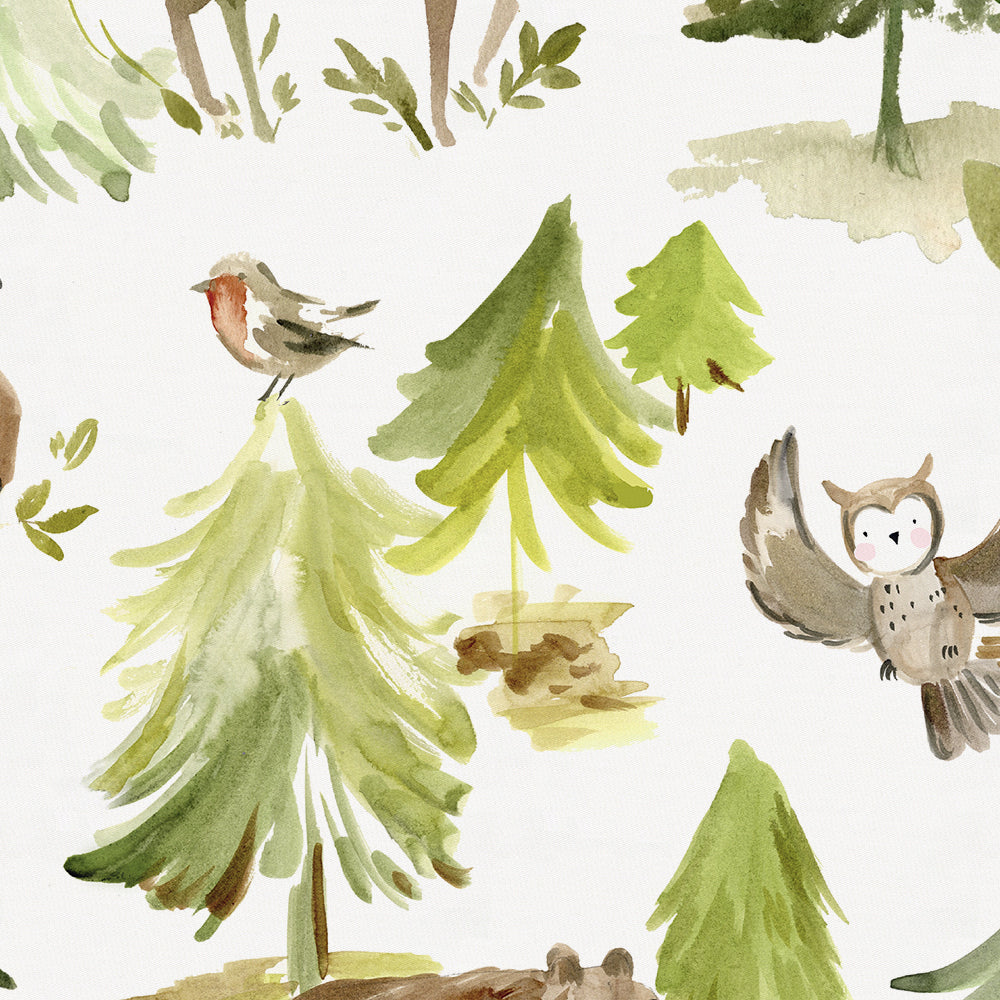 Product image for Painted Forest Crib Comforter