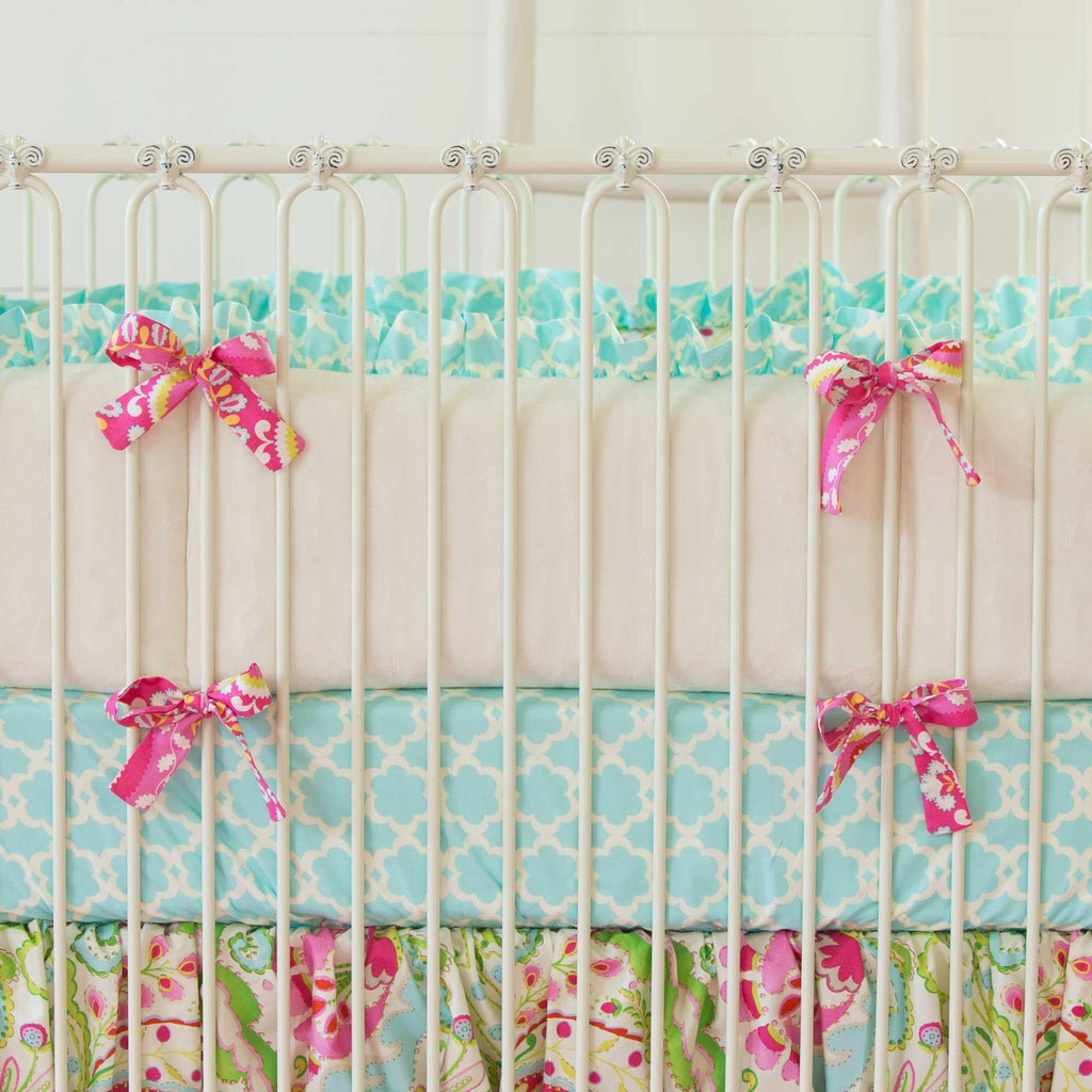 Product image for Kumari Garden Teja Crib Bumper