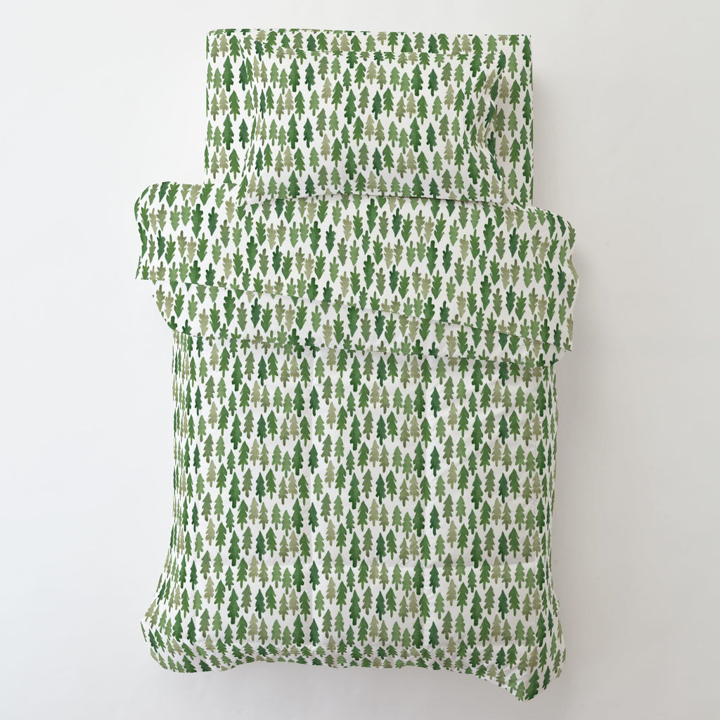 Product image for Evergreen Forest Toddler Comforter