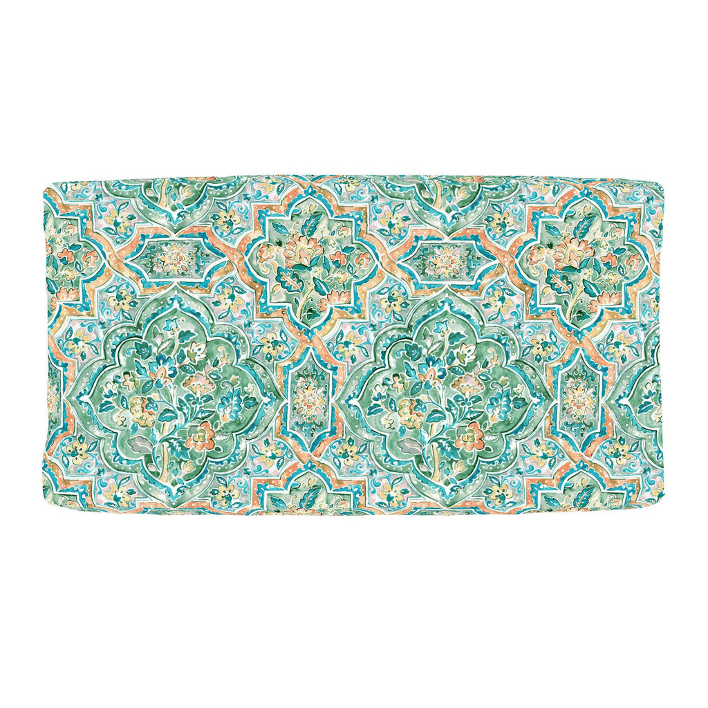 Product image for Watercolor Medallion Changing Pad Cover