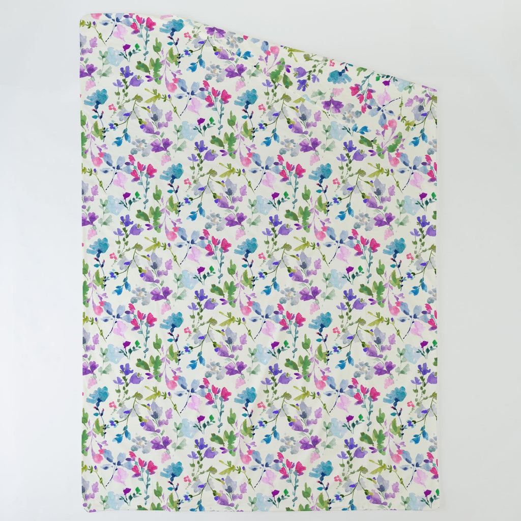 Product image for Bright Wildflower Duvet Cover