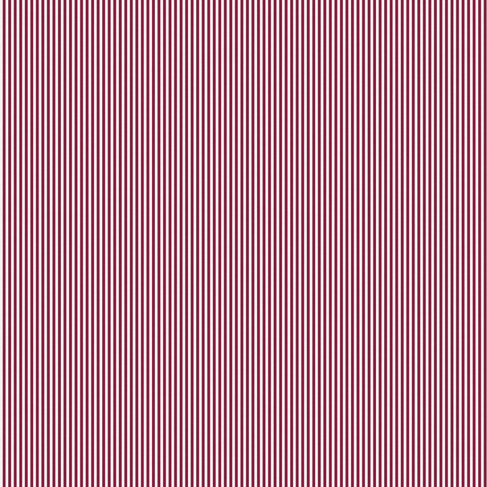 Product image for Maroon Mini Stripe Pillow Sham