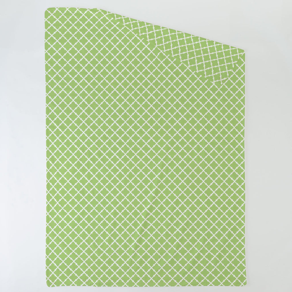 Product image for Kiwi Lattice Duvet Cover