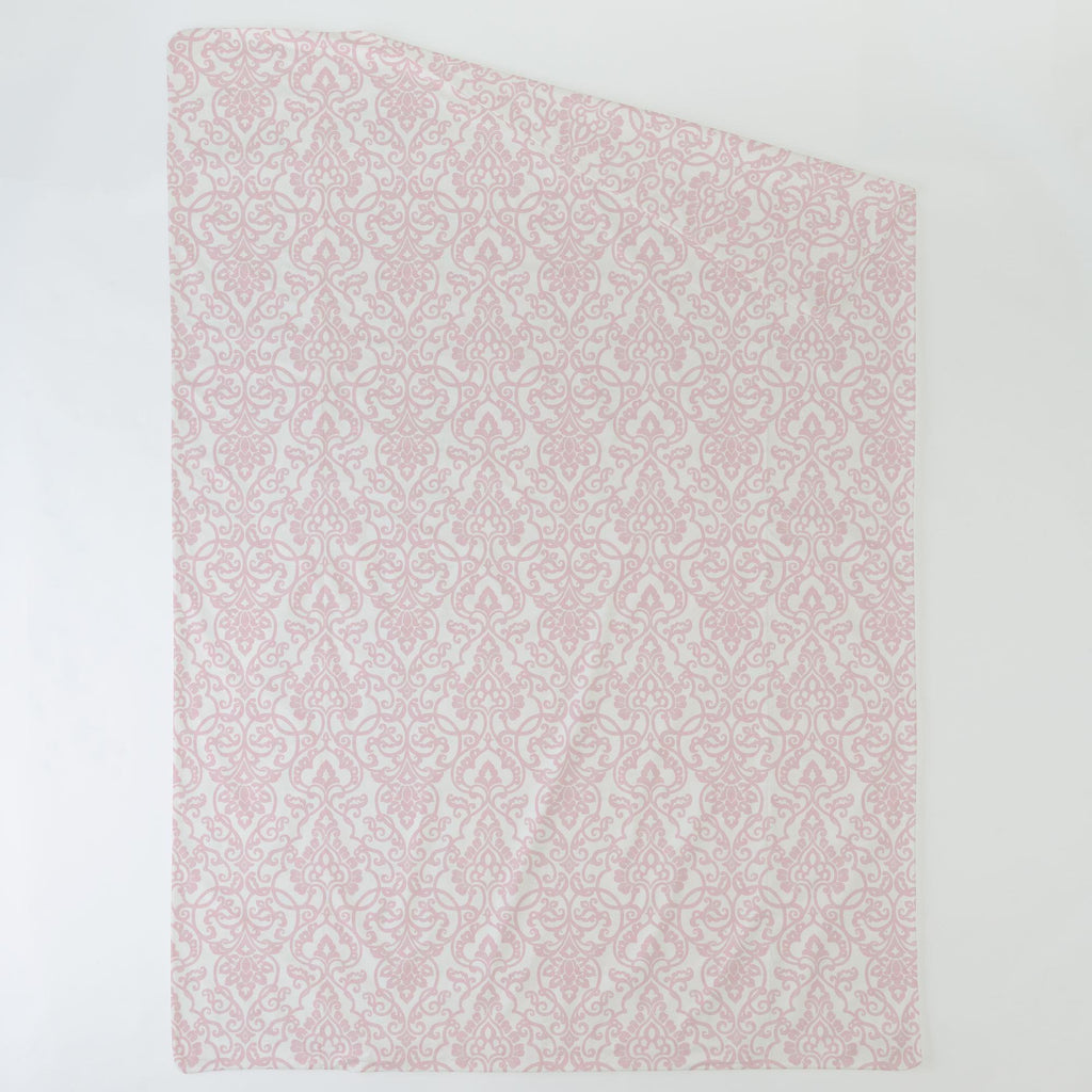 Product image for Pink Filigree Duvet Cover