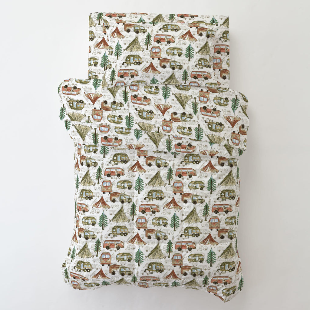 Product image for Gone Camping Toddler Comforter