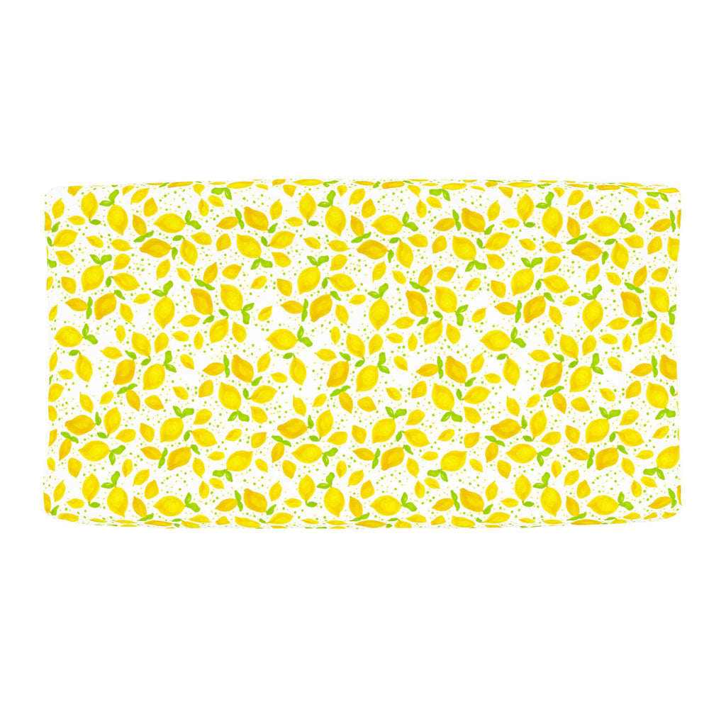 Product image for Little Lemons Changing Pad Cover