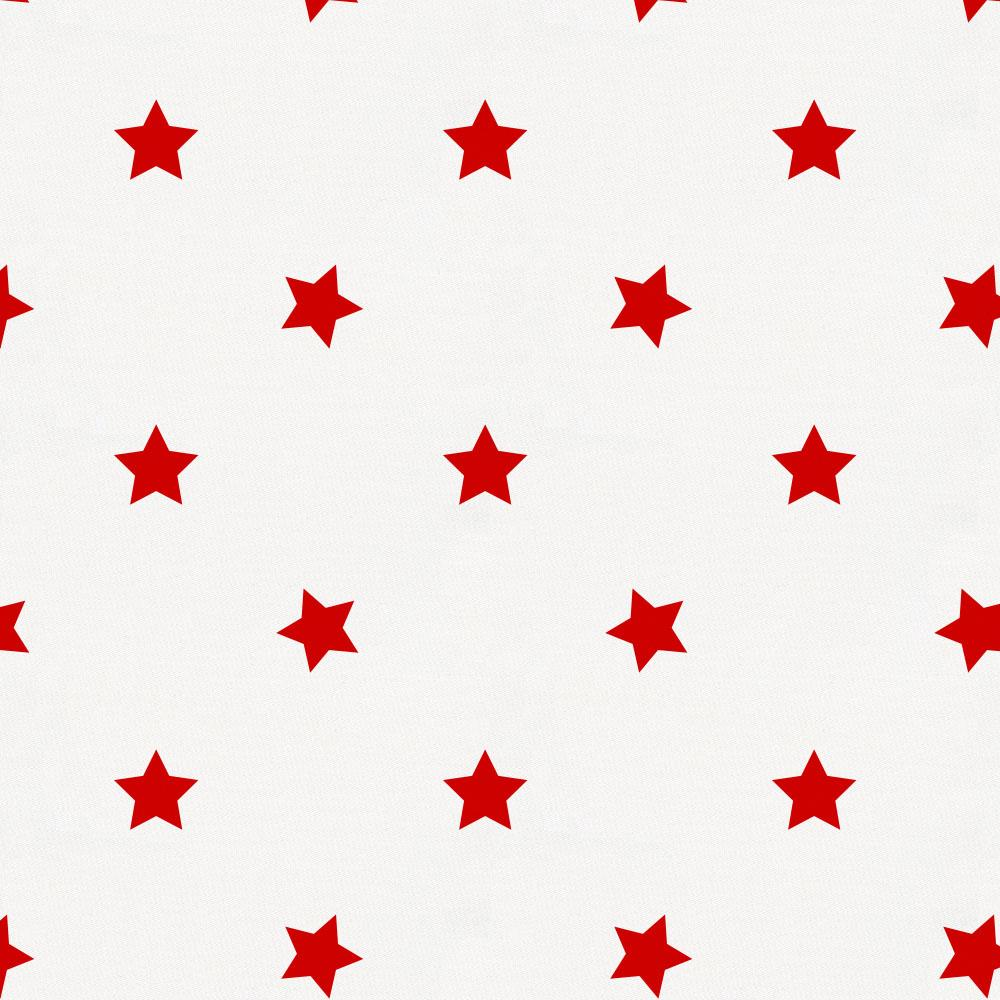 Product image for Red Stars Throw Pillow