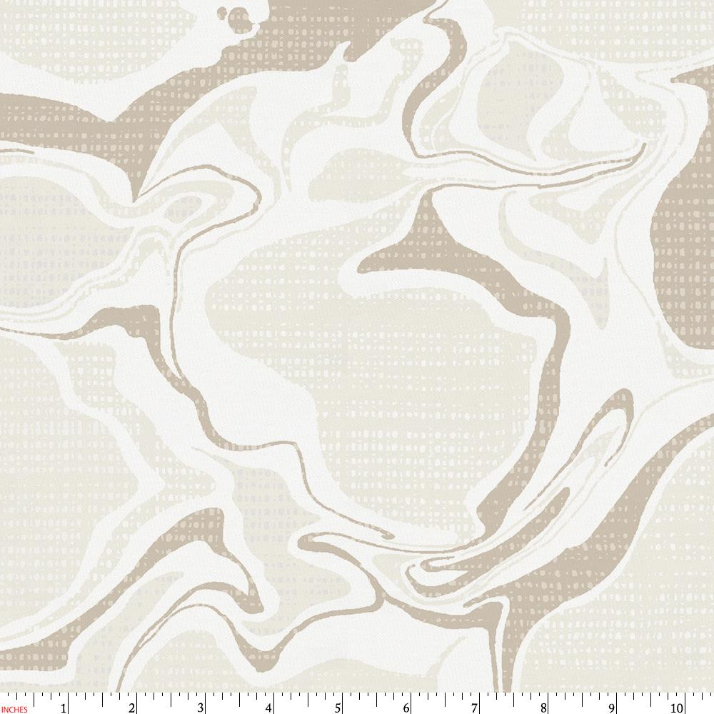 Product image for Taupe Marbled Fabric