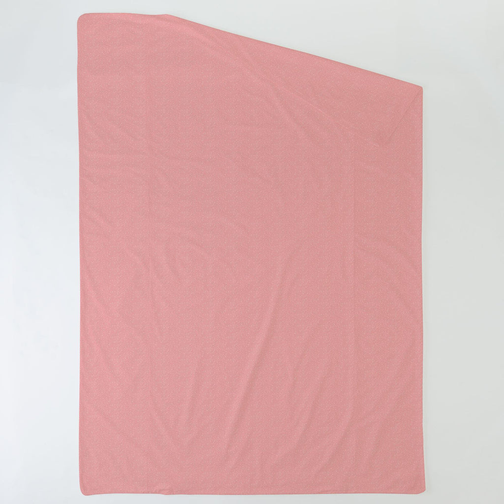Product image for Coral Pink Heather Duvet Cover
