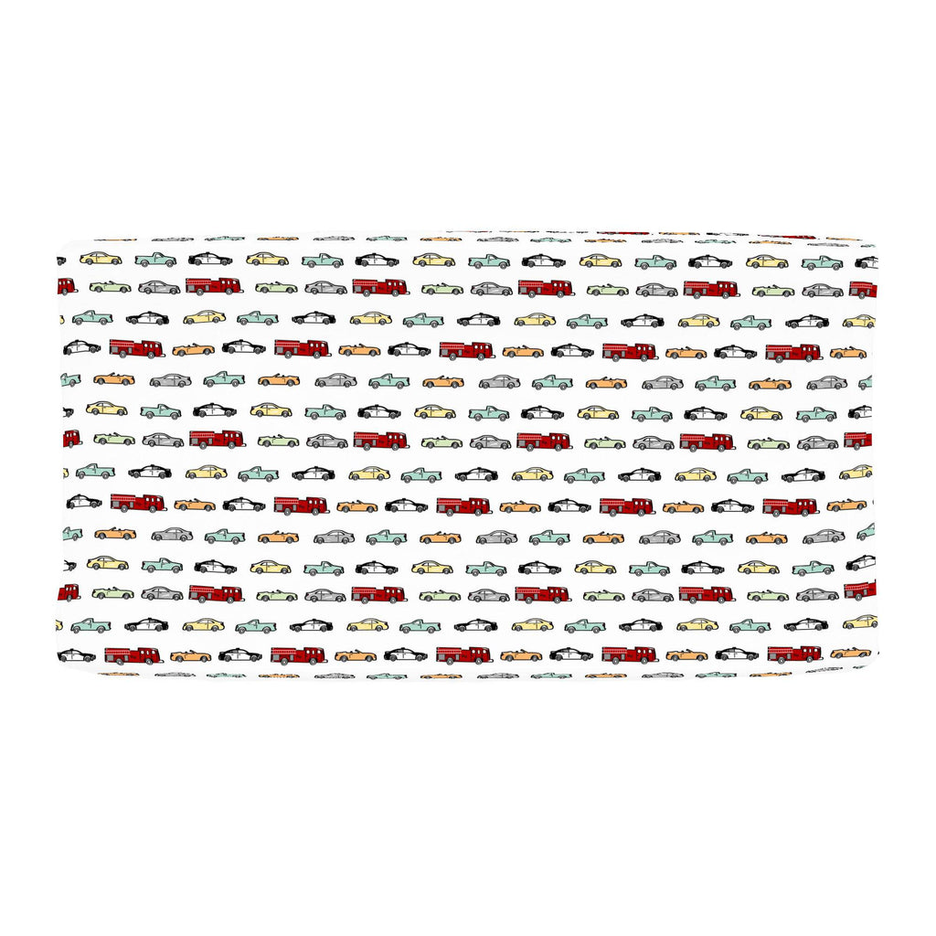 Product image for Modern Cars Changing Pad Cover