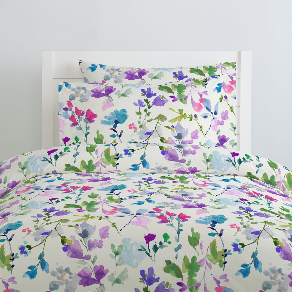 Product image for Bright Wildflower Pillow Case