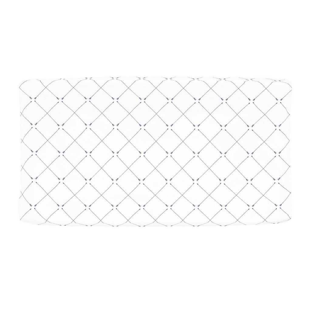 Product image for Navy Cross Arrow Changing Pad Cover