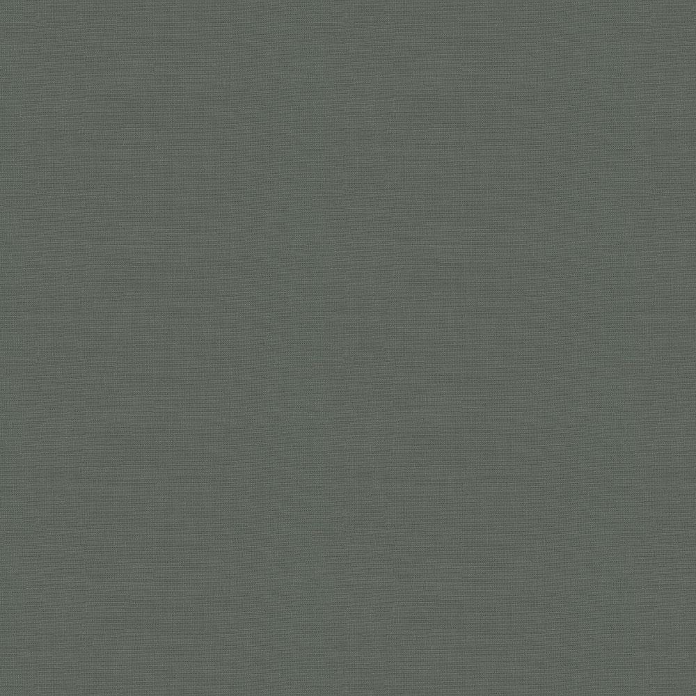 Product image for Solid Slate Gray Crib Skirt Single-Pleat with Trim