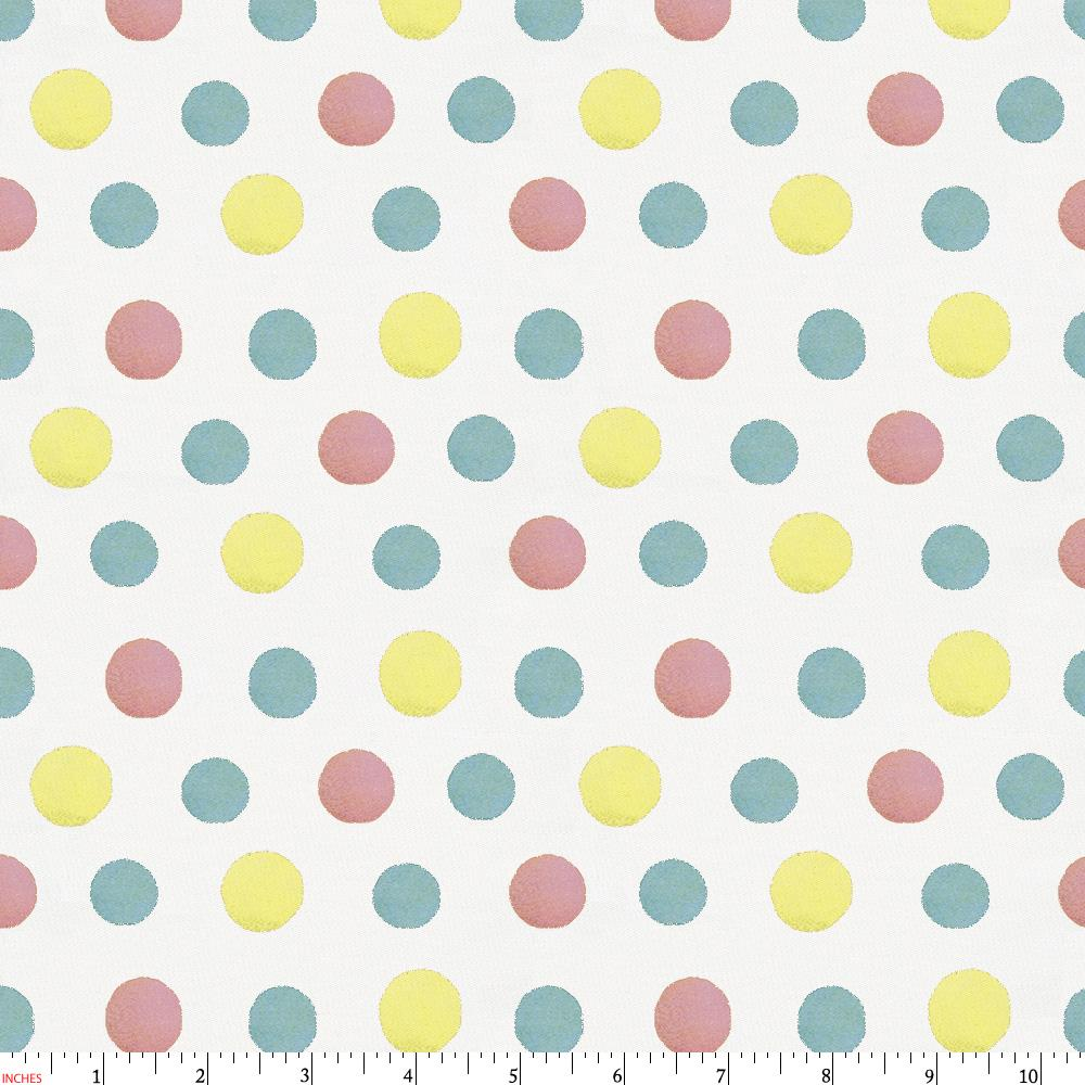 Product image for Disney© Dumbo Dots Fabric