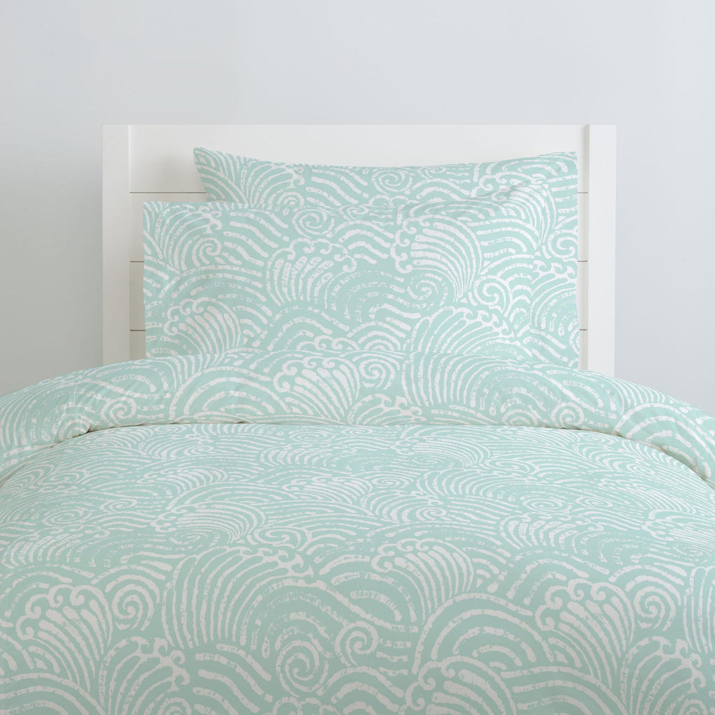 Product image for Icy Mint Seas Pillow Case