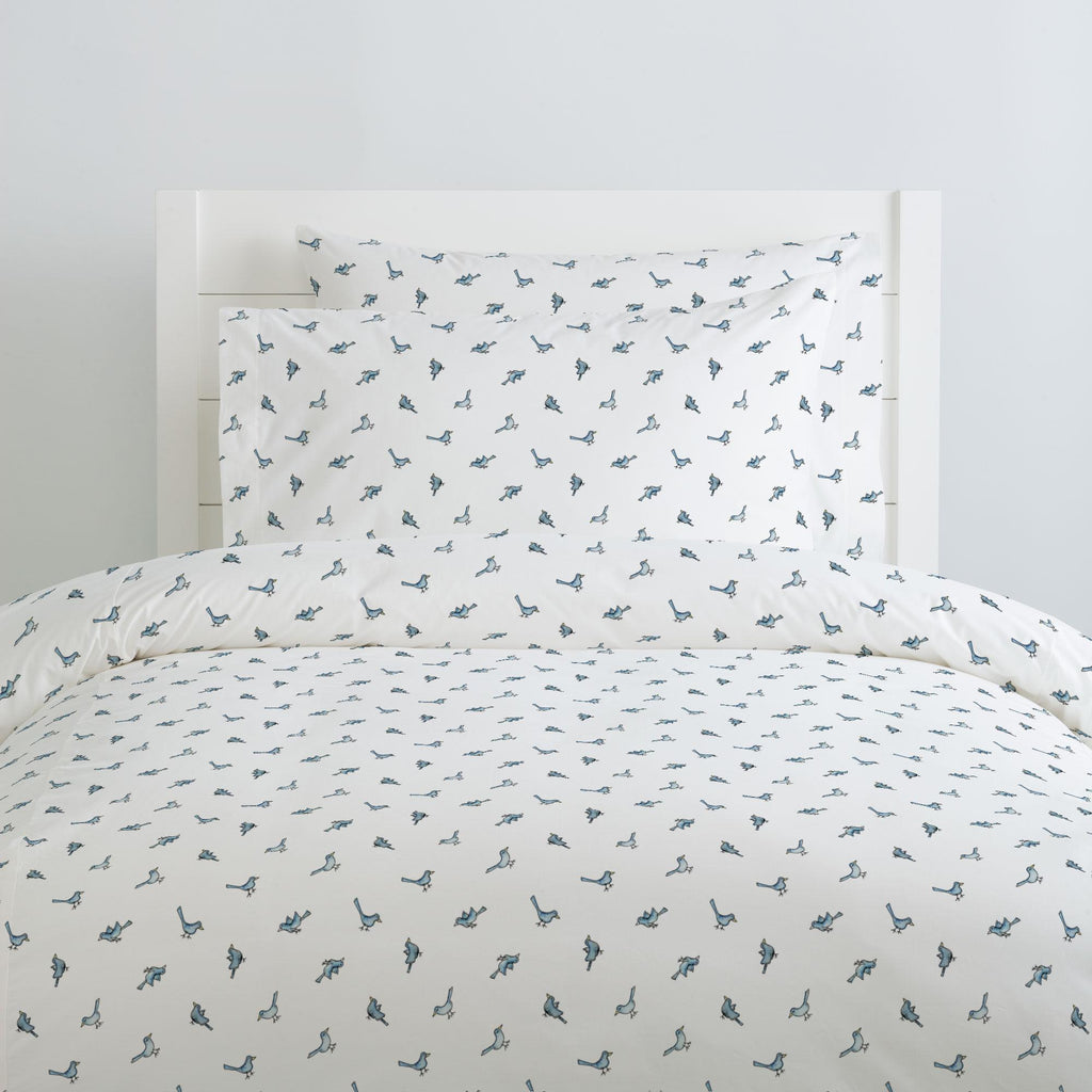 Product image for Blue Birds Pillow Case