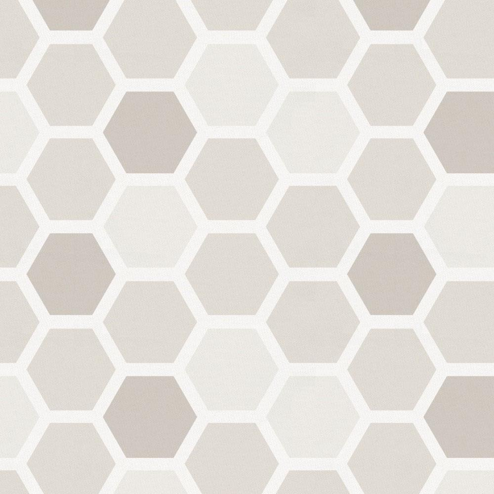 Product image for Taupe Honeycomb Drape Panel