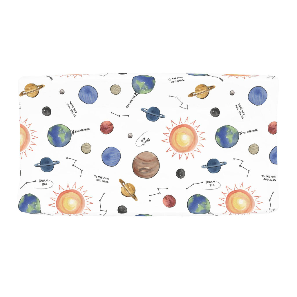 Product image for Solar System Changing Pad Cover