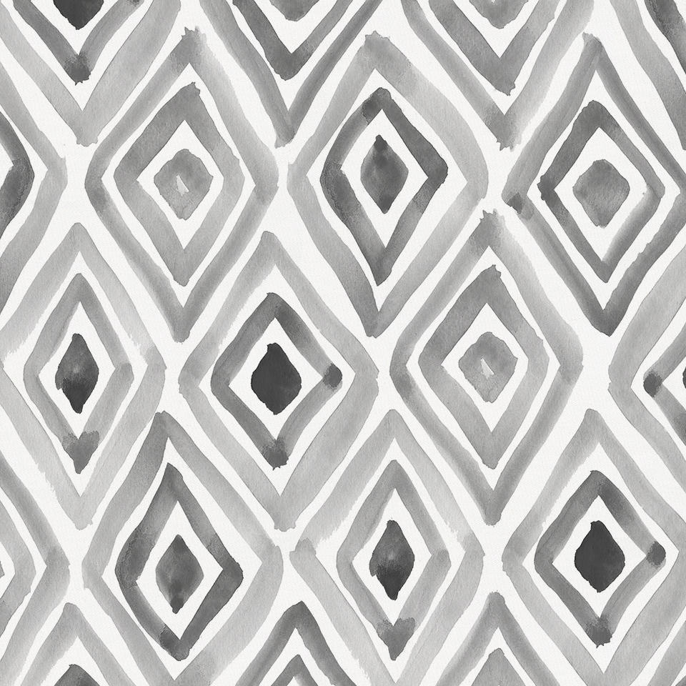 Product image for Gray Painted Diamond Baby Play Mat