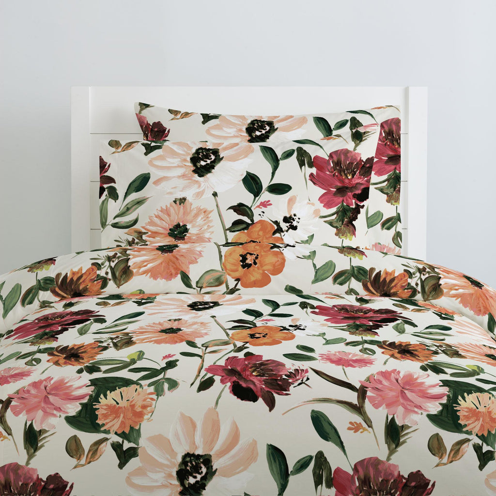Product image for Moody Floral Pillow Case