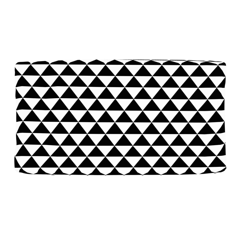 Product image for Onyx Triangle Stack Changing Pad Cover