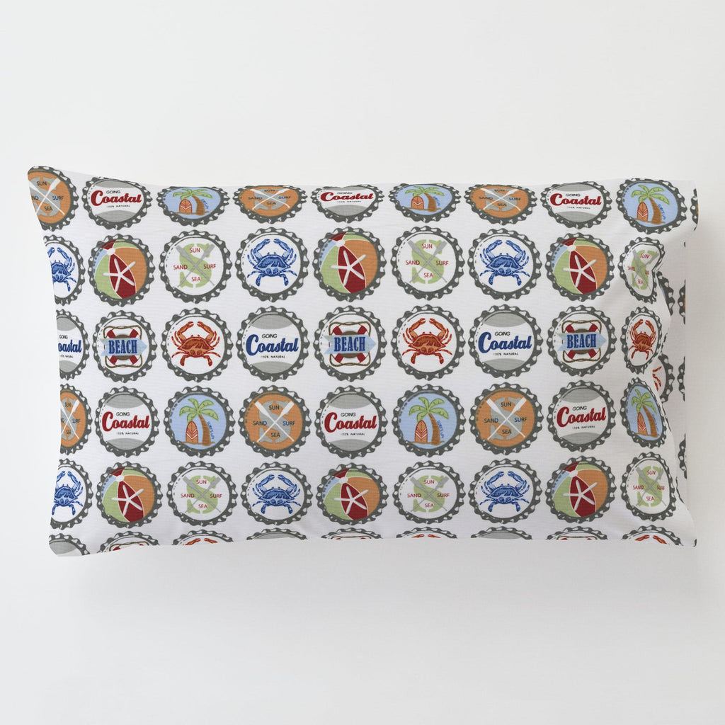Product image for Bottle Caps Toddler Pillow Case