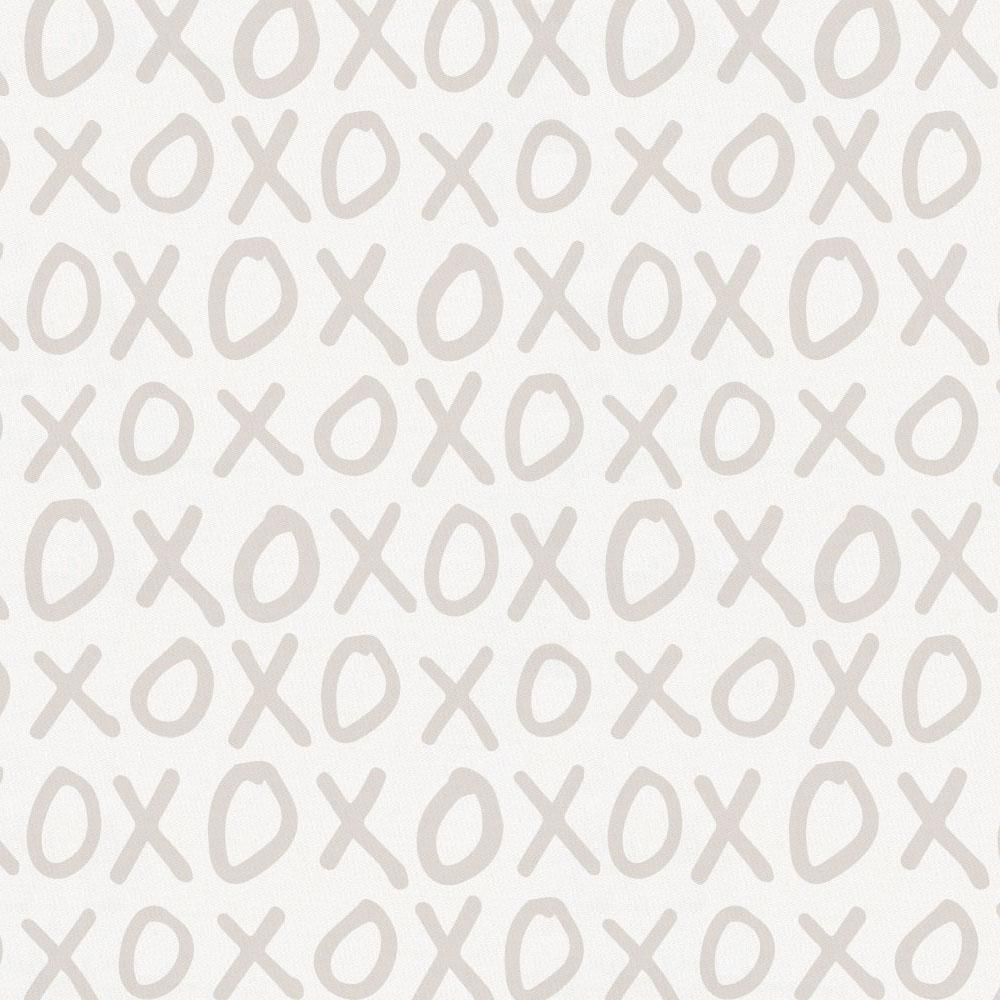 Product image for Taupe XO Pillow Case