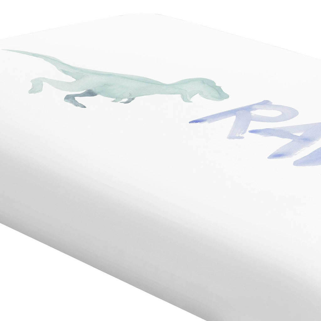 Product image for Rawr Centerpiece Crib Sheet