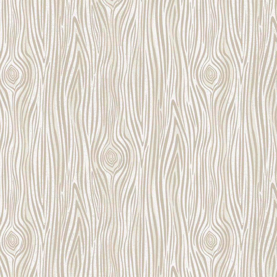 Product image for Taupe Woodgrain Fabric