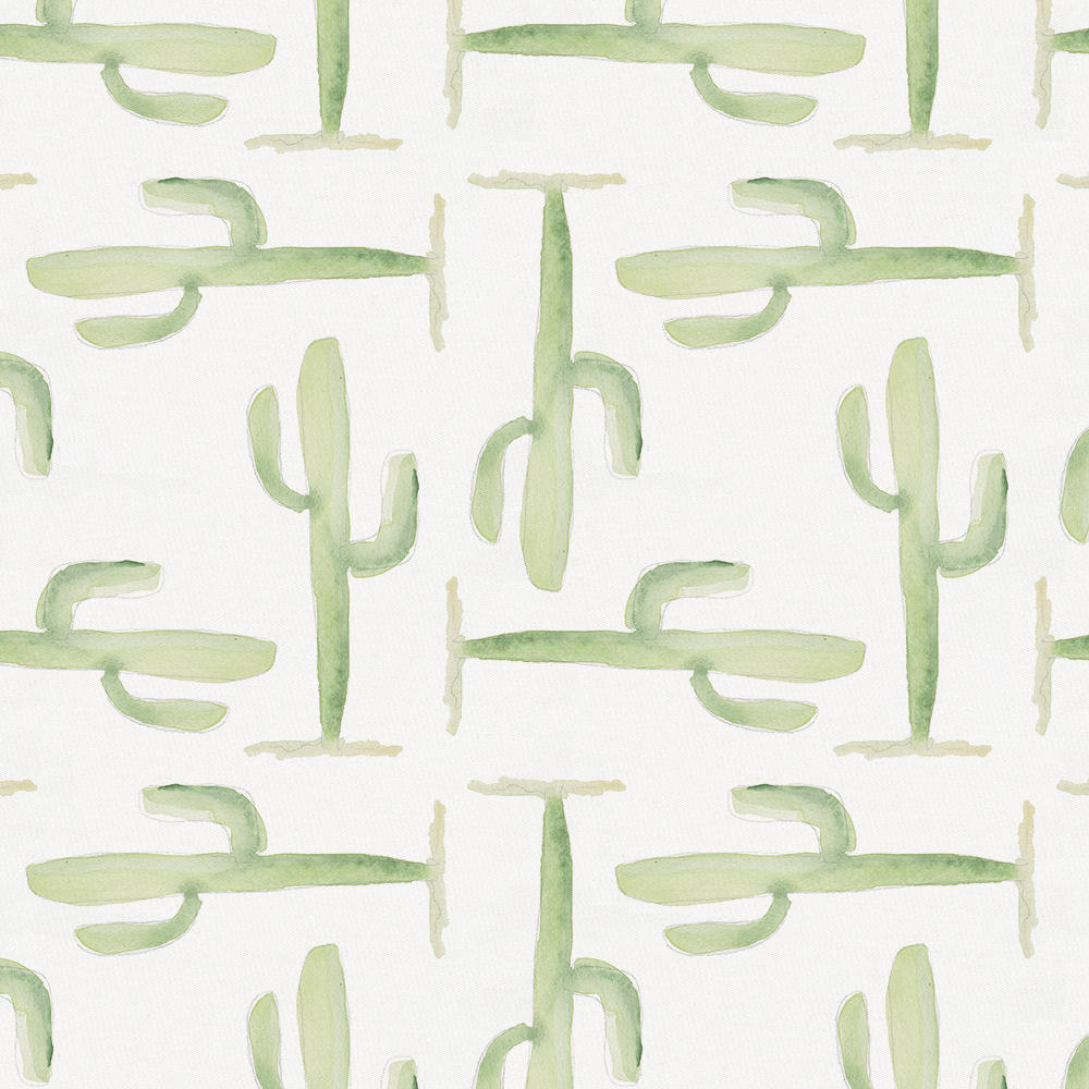 Product image for Arizona Cactus Crib Skirt Gathered