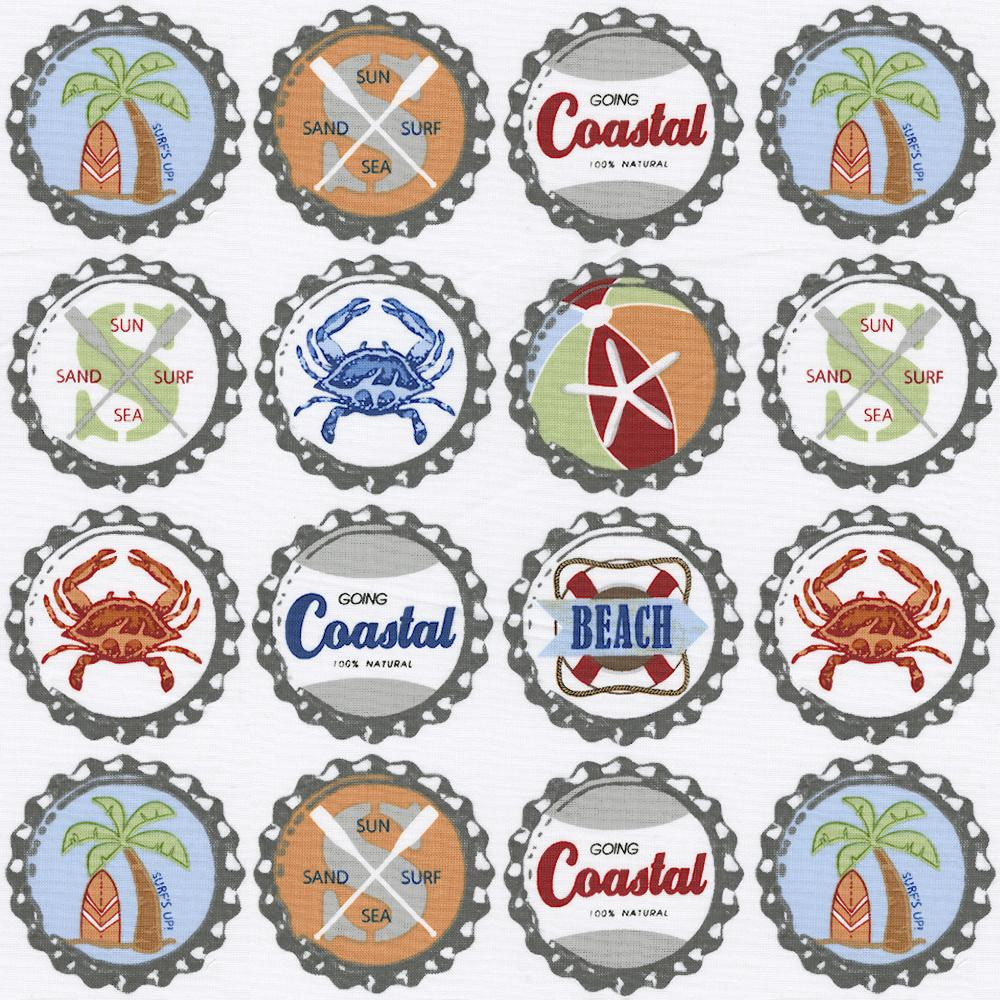 Product image for Bottle Caps Toddler Pillow Case with Pillow Insert
