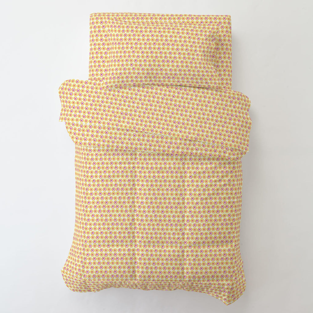 Product image for Festive Dots Toddler Pillow Case