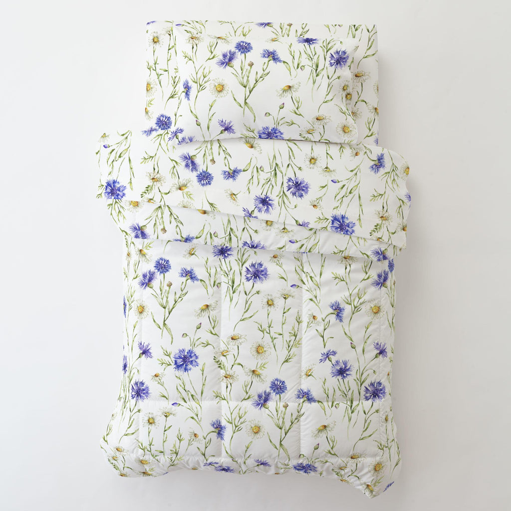 Product image for Cornflower Fields Toddler Pillow Case