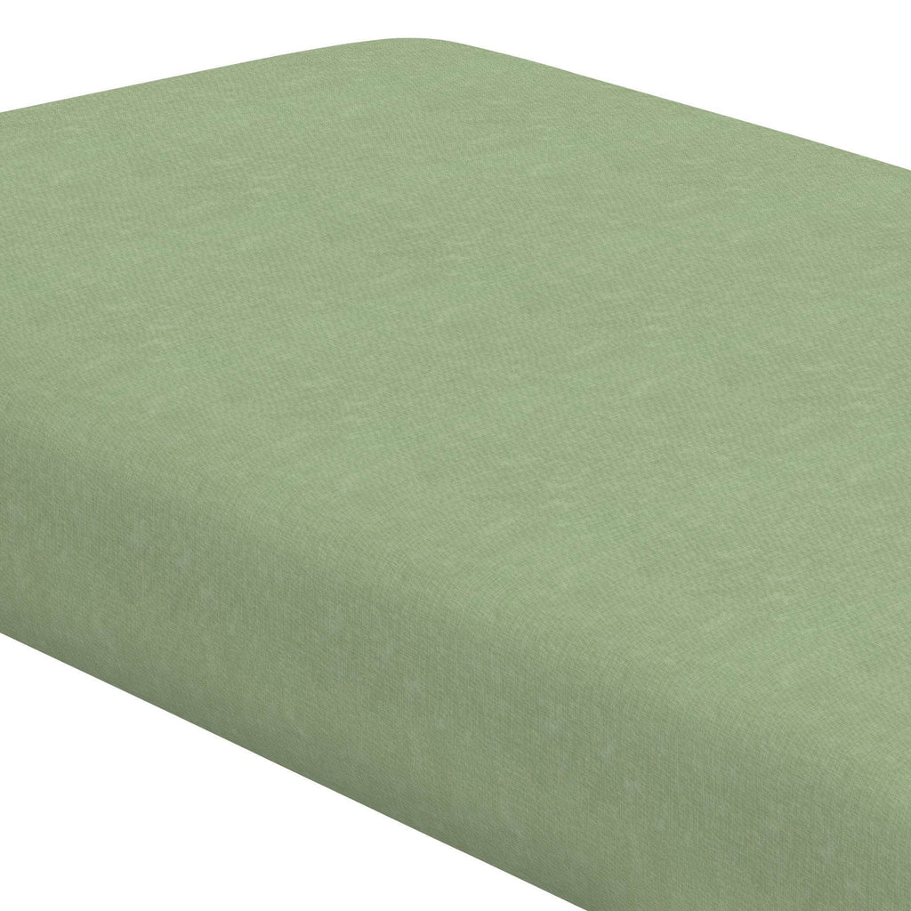 Product image for Heather Sage Green Crib Sheet