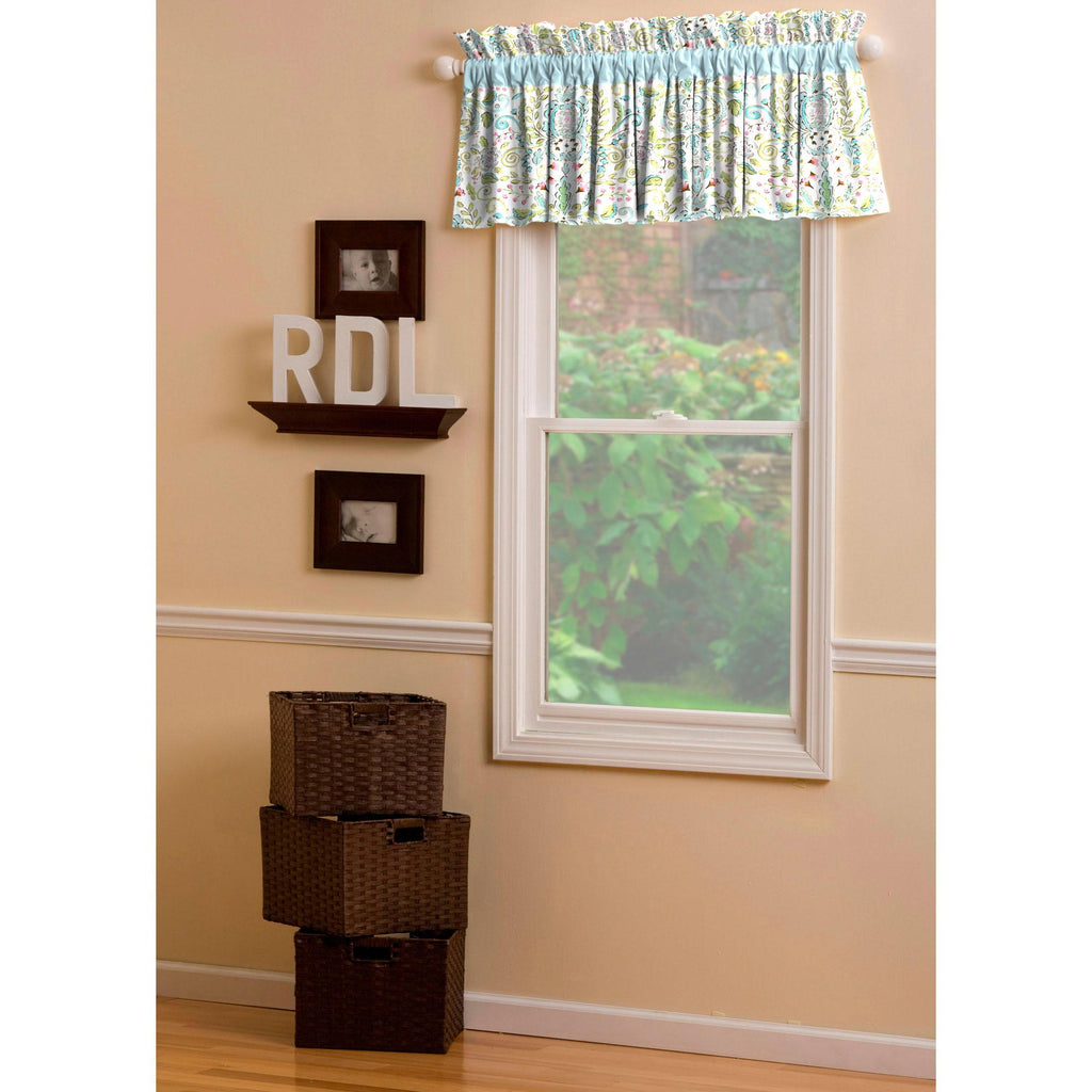 Product image for Bebe Jardin Window Valance