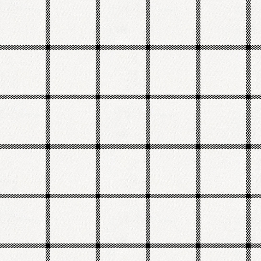 Product image for Onyx Windowpane Mini Crib Sheet