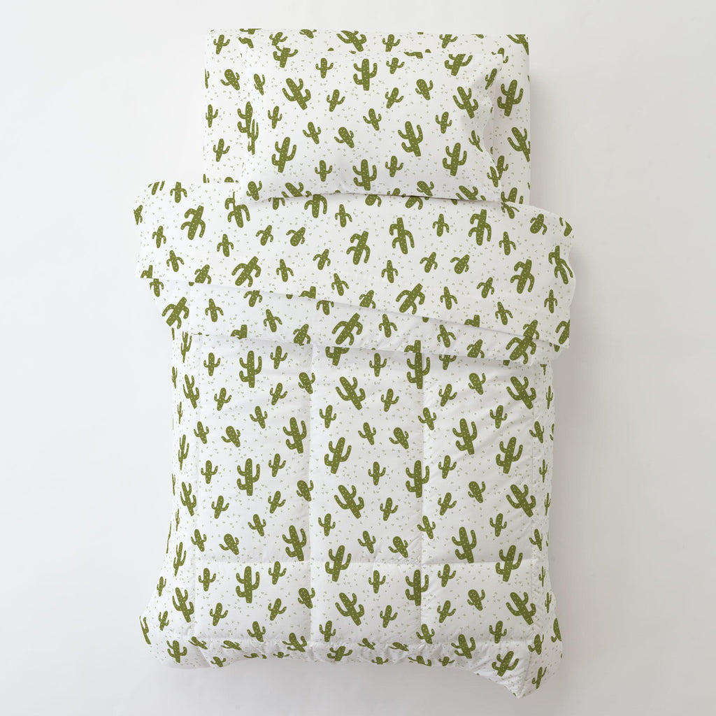 Product image for Sage Cactus Toddler Pillow Case