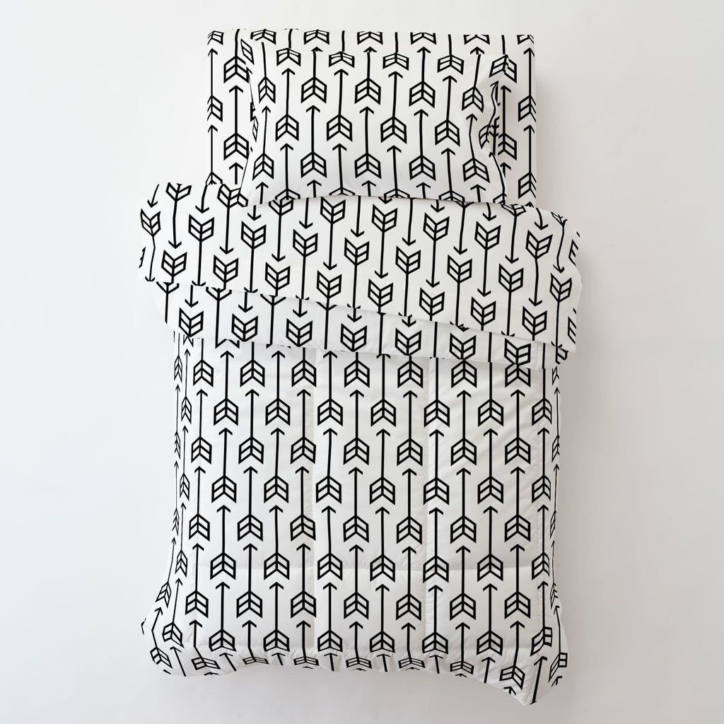 Product image for Black Arrow Toddler Pillow Case