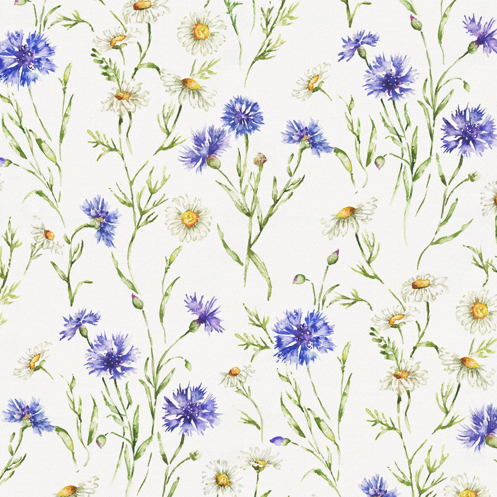 Product image for Cornflower Fields Fabric