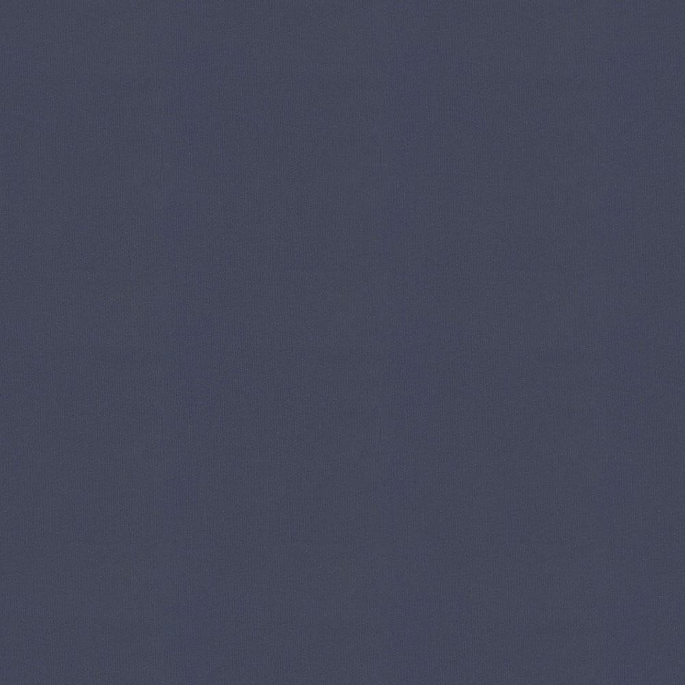 Product image for Watercolor Sailboats and Solid Navy Drape Panel