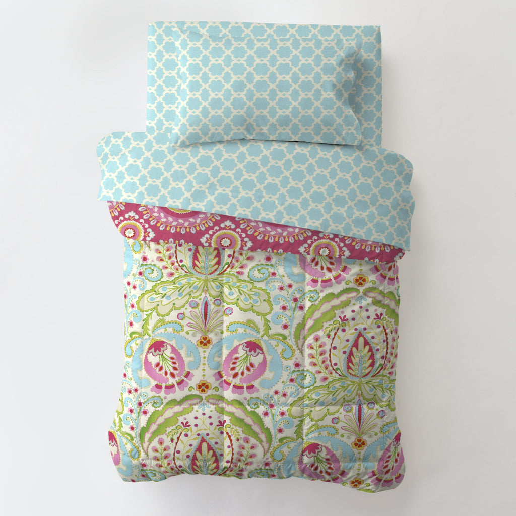 Product image for Kumari Garden Teja Toddler Comforter